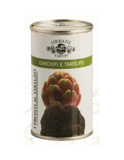 Artichokes and truffle
