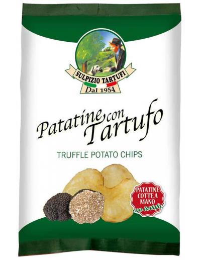 truffle chips handmade