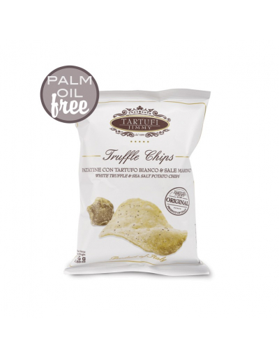 Chips à la truffe blanche -...