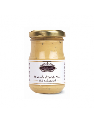 Mustard with Black Truffle