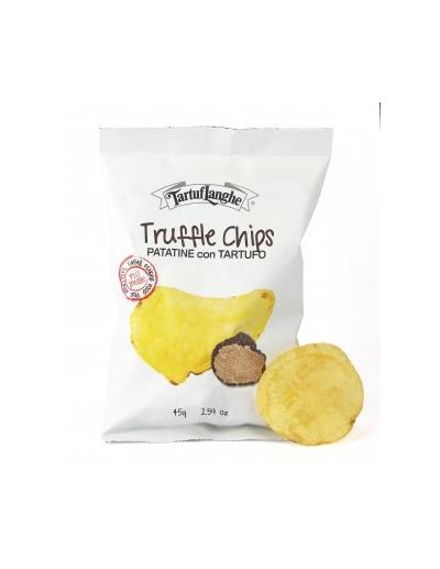 Chips à la Truffe Noir   45 gr