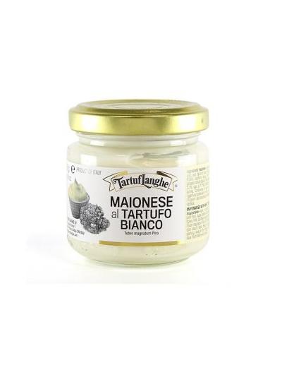 Mayonnaise à la truffe blanche