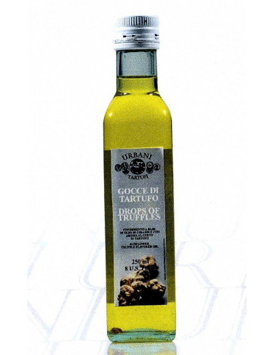 Sunflower Oil with White...